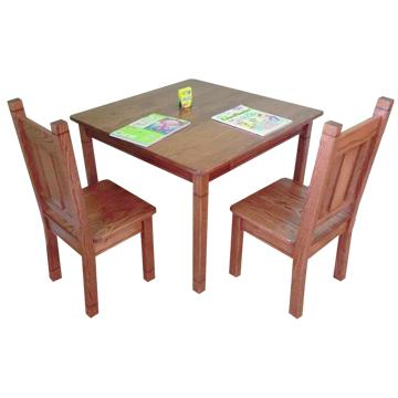 FLEX Classic Square Kids Table